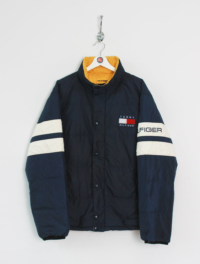 Tommy Hilfiger Reversible Puffer Coat (XL)