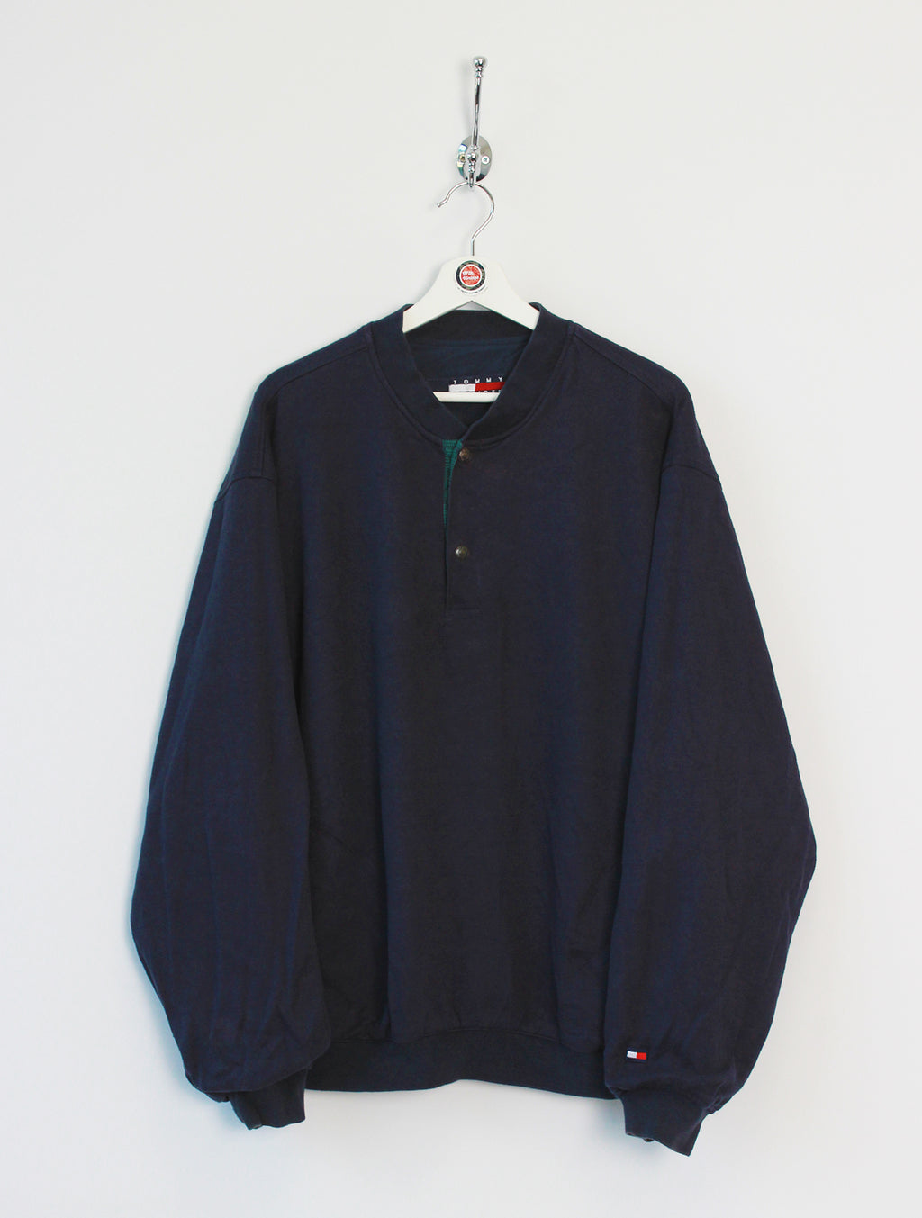 Tommy Hilfiger Reversible Pullover (XL)