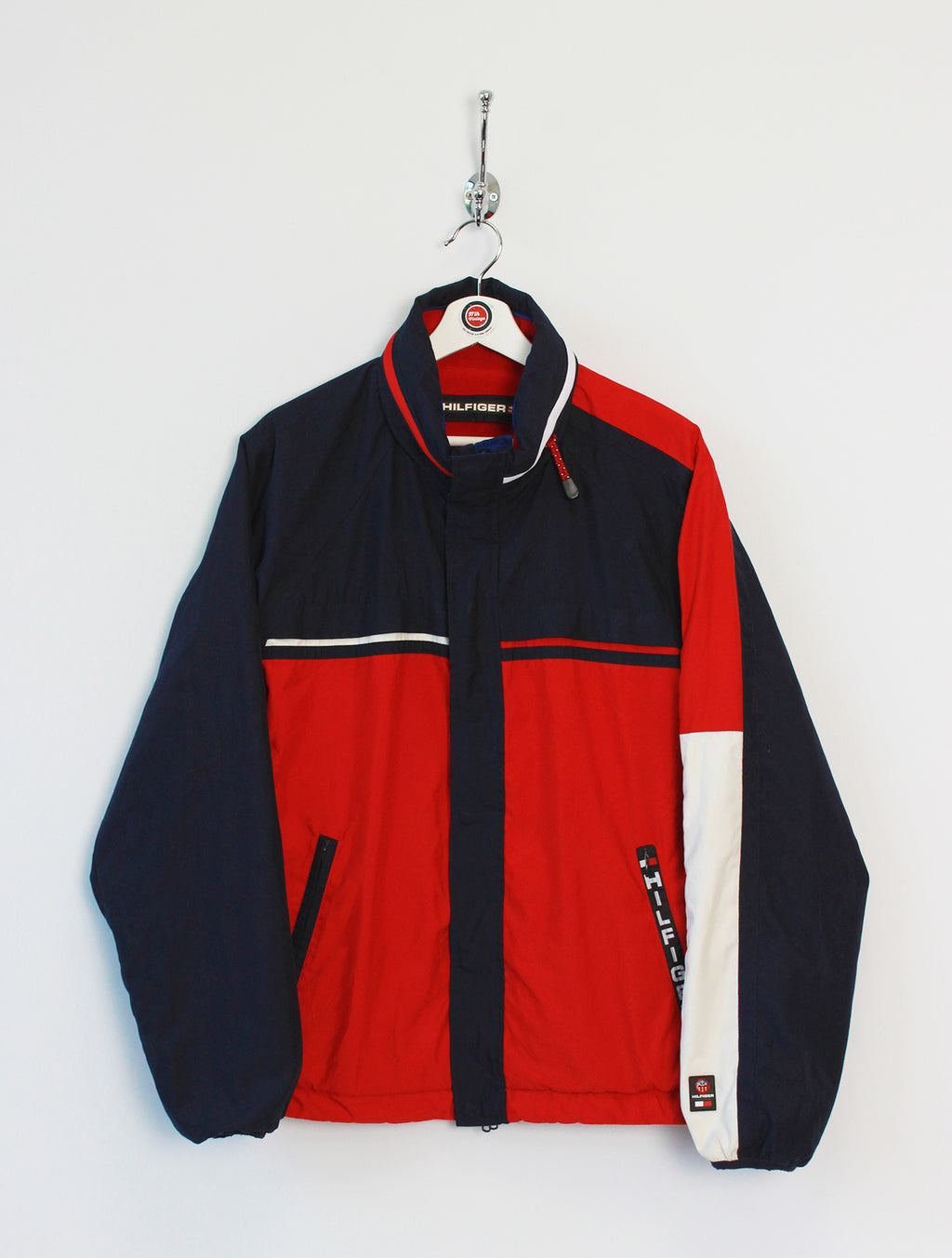 Tommy Hilfiger Reversible Fleece Coat (M)