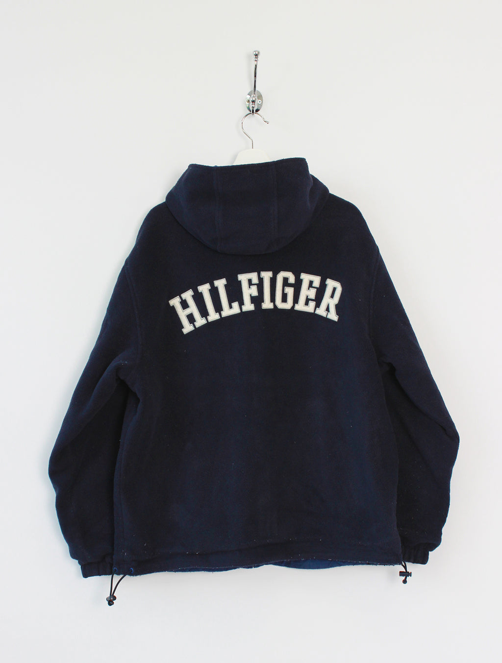 Tommy Hilfiger Reversible Fleece Coat (L)