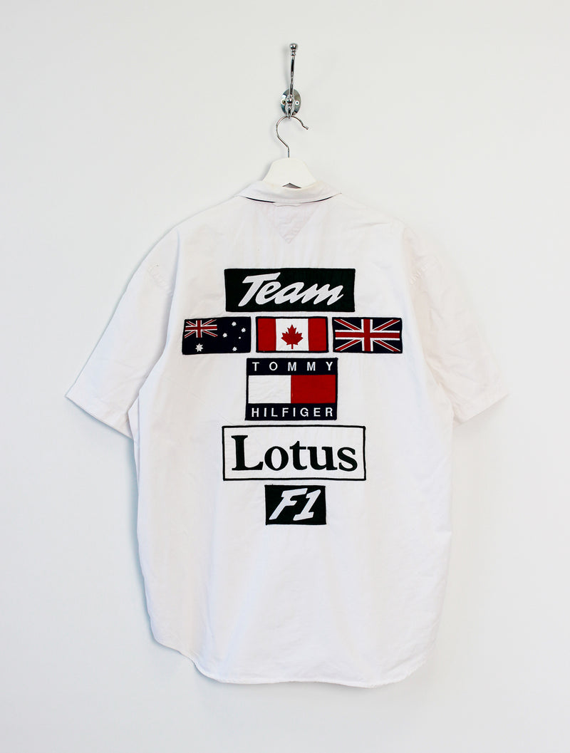 Tommy Hilfiger F1 Lotus Shirt (XL)