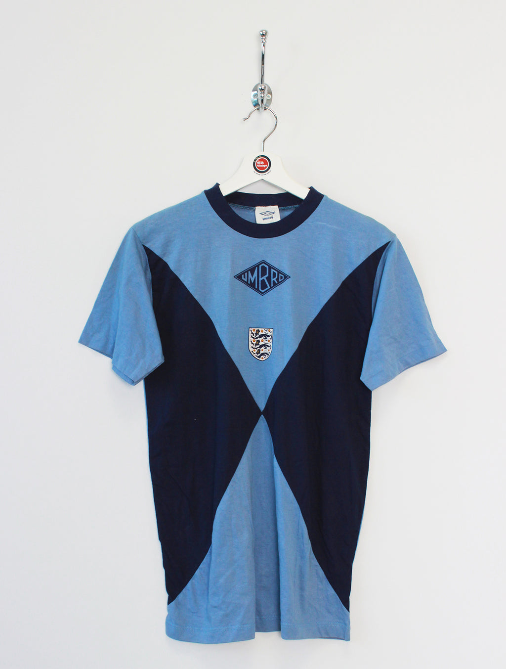 1990 England Training Shirt (S)