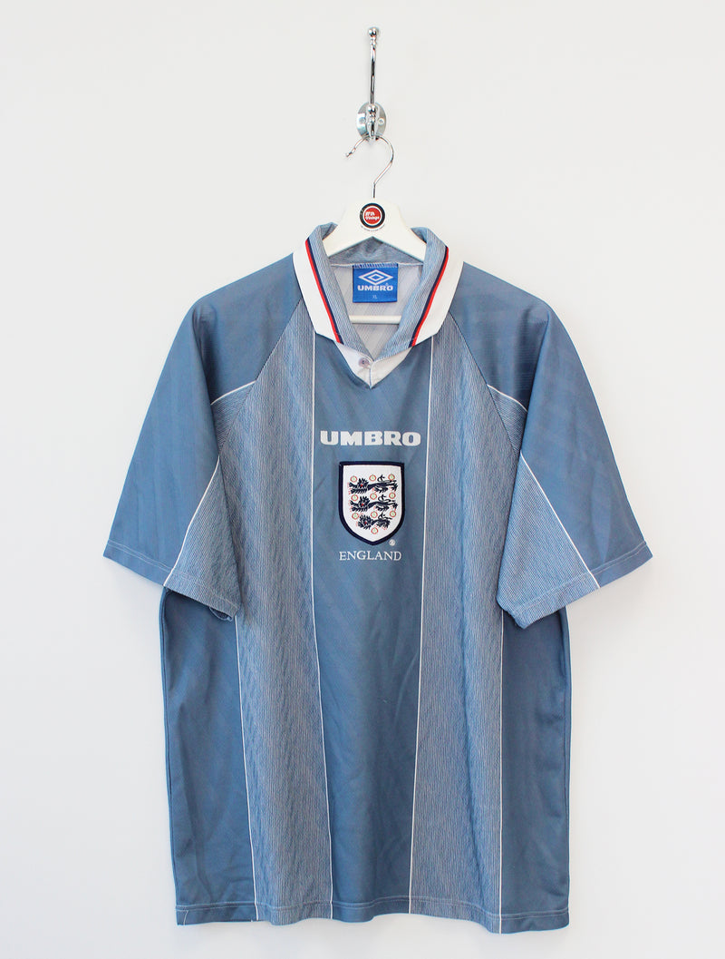1996 England Football Shirt (XL)