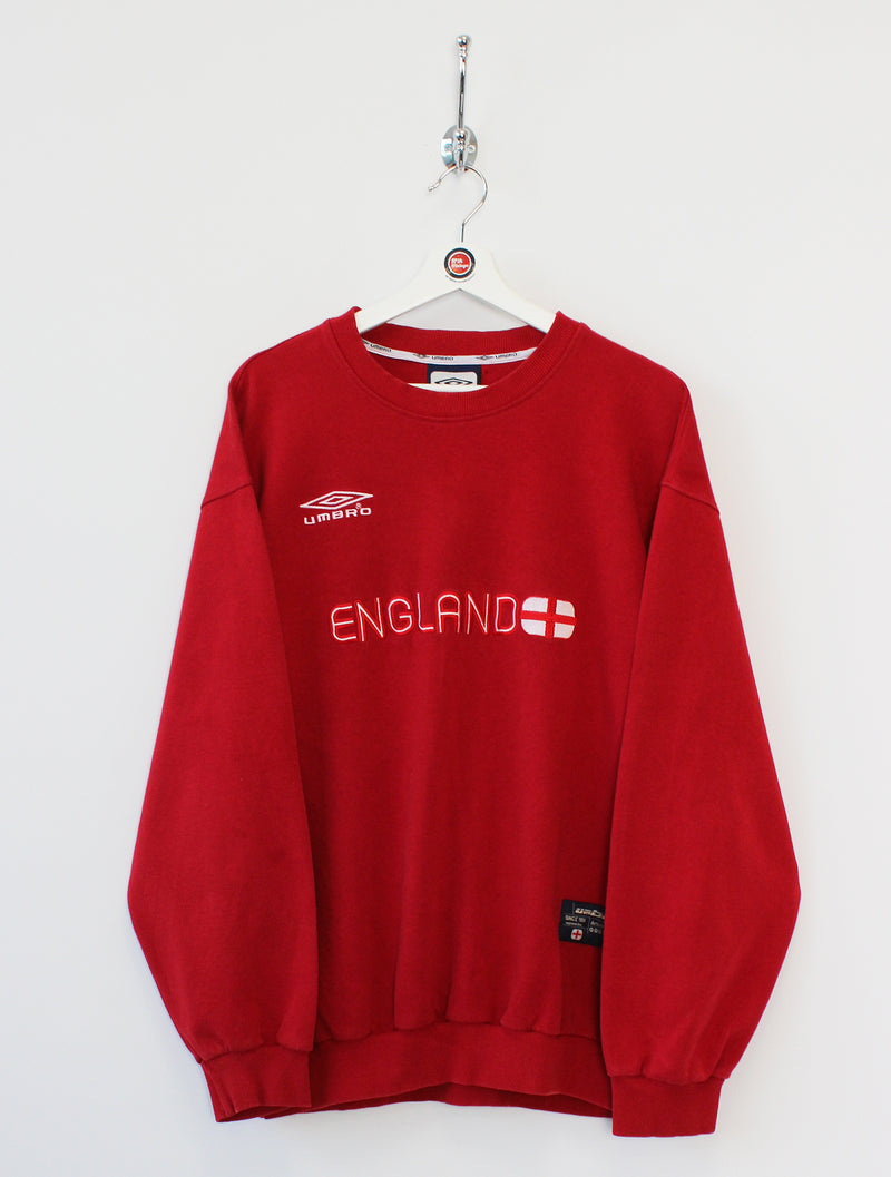 Umbro England Sweatshirt (XL)
