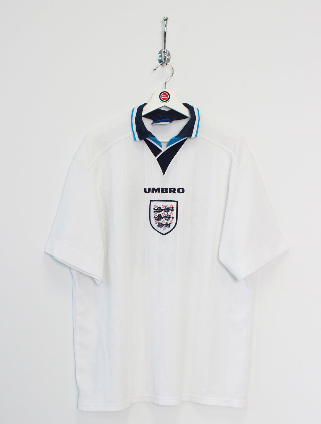 1995/96 England Football Shirt (XL)