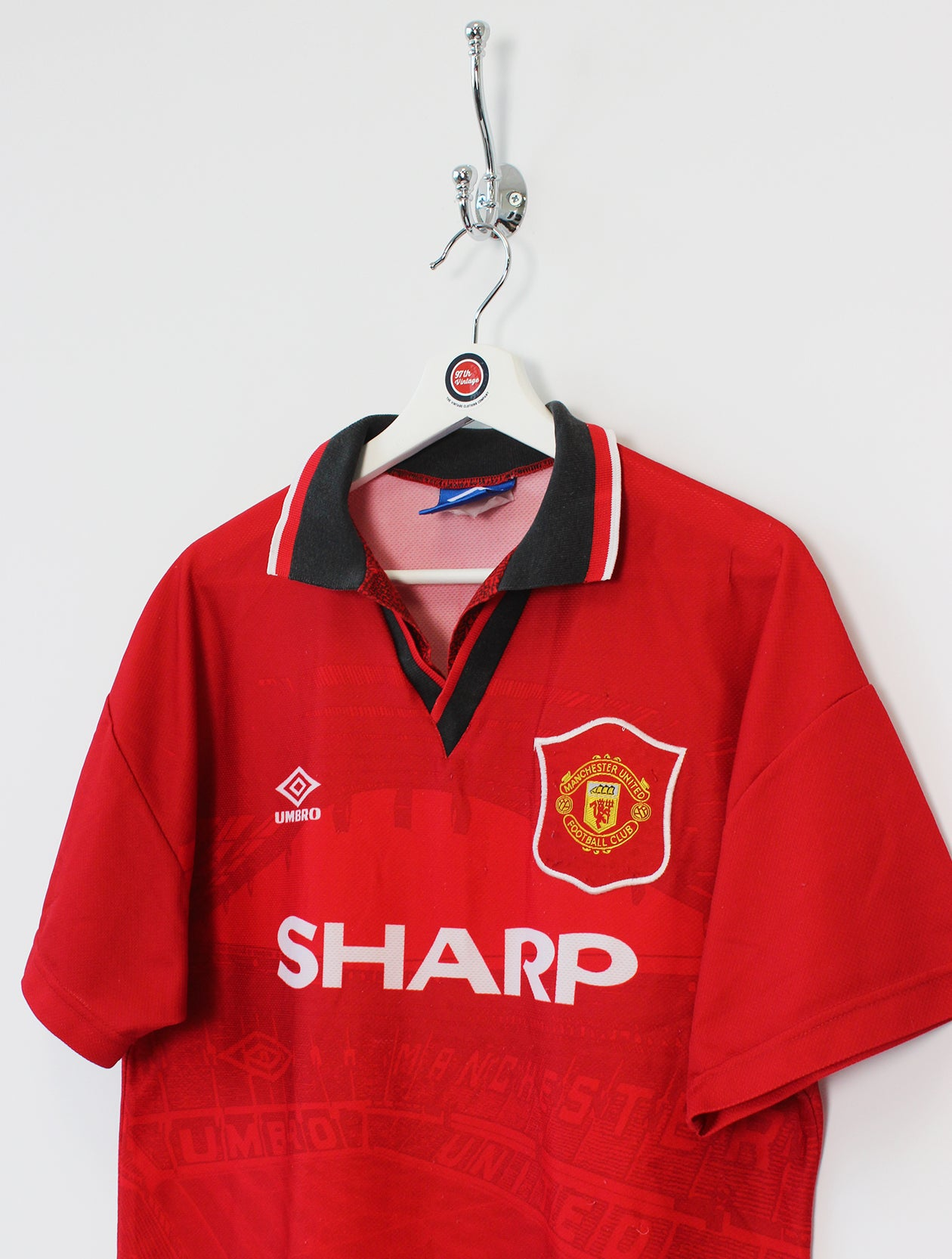 4cc30bb25ac Man United Signed Football Shirts - DREAMWORKS