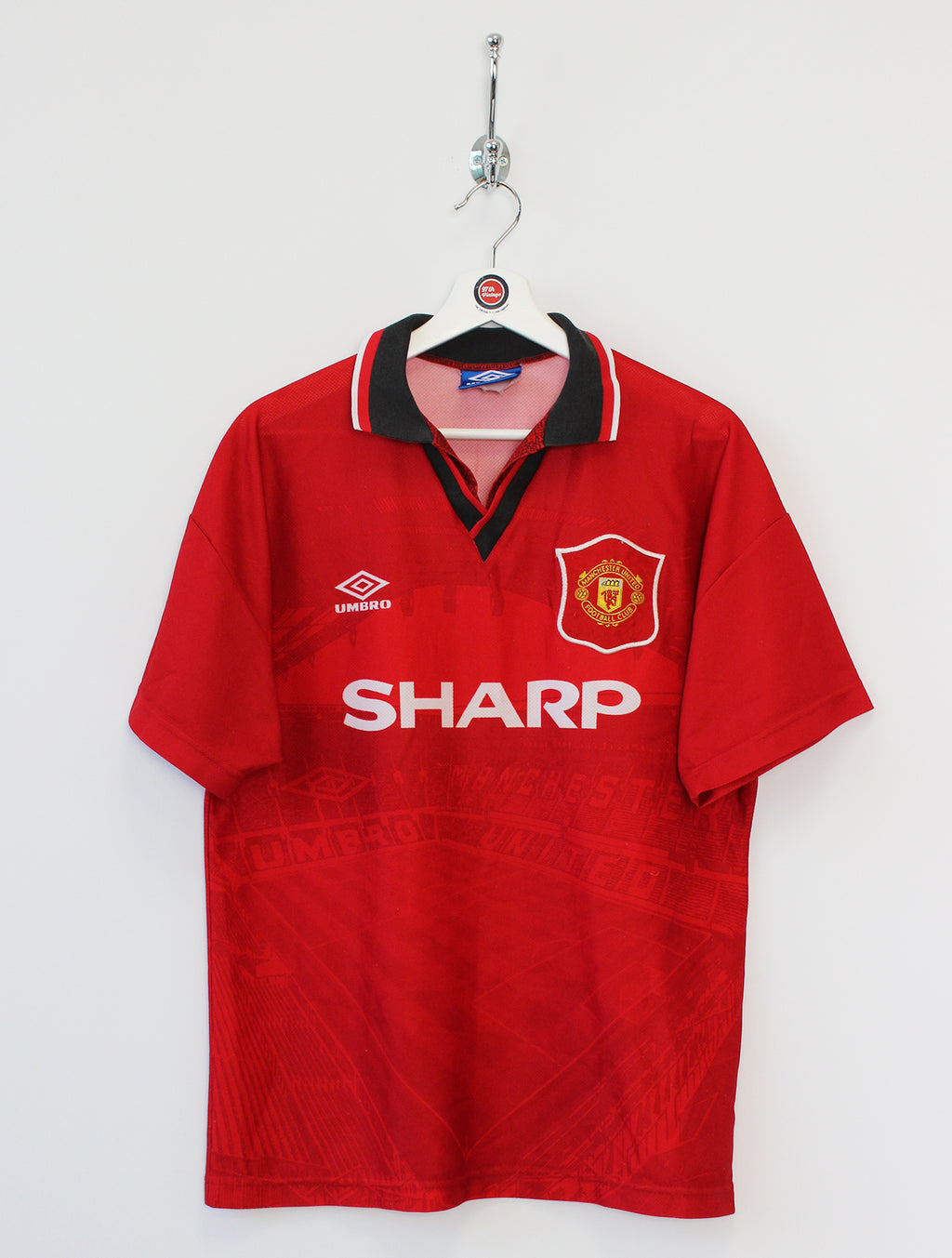 1994/96 Manchester United Football Shirt (M)