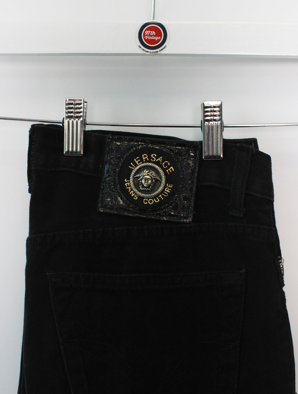 "Versace Denim Jeans (32"")"