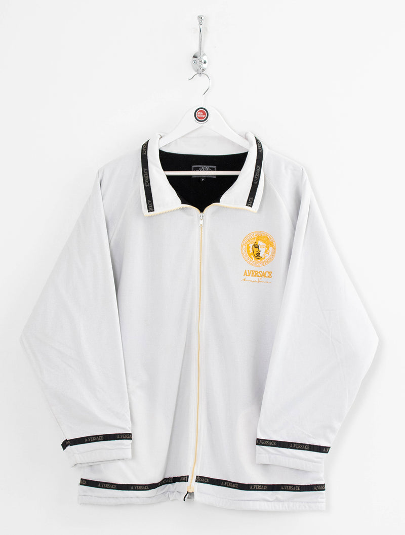 Versace Fleece Lined Jacket (L)