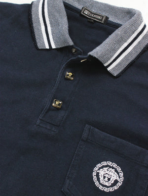 Versace Polo Shirt (S)