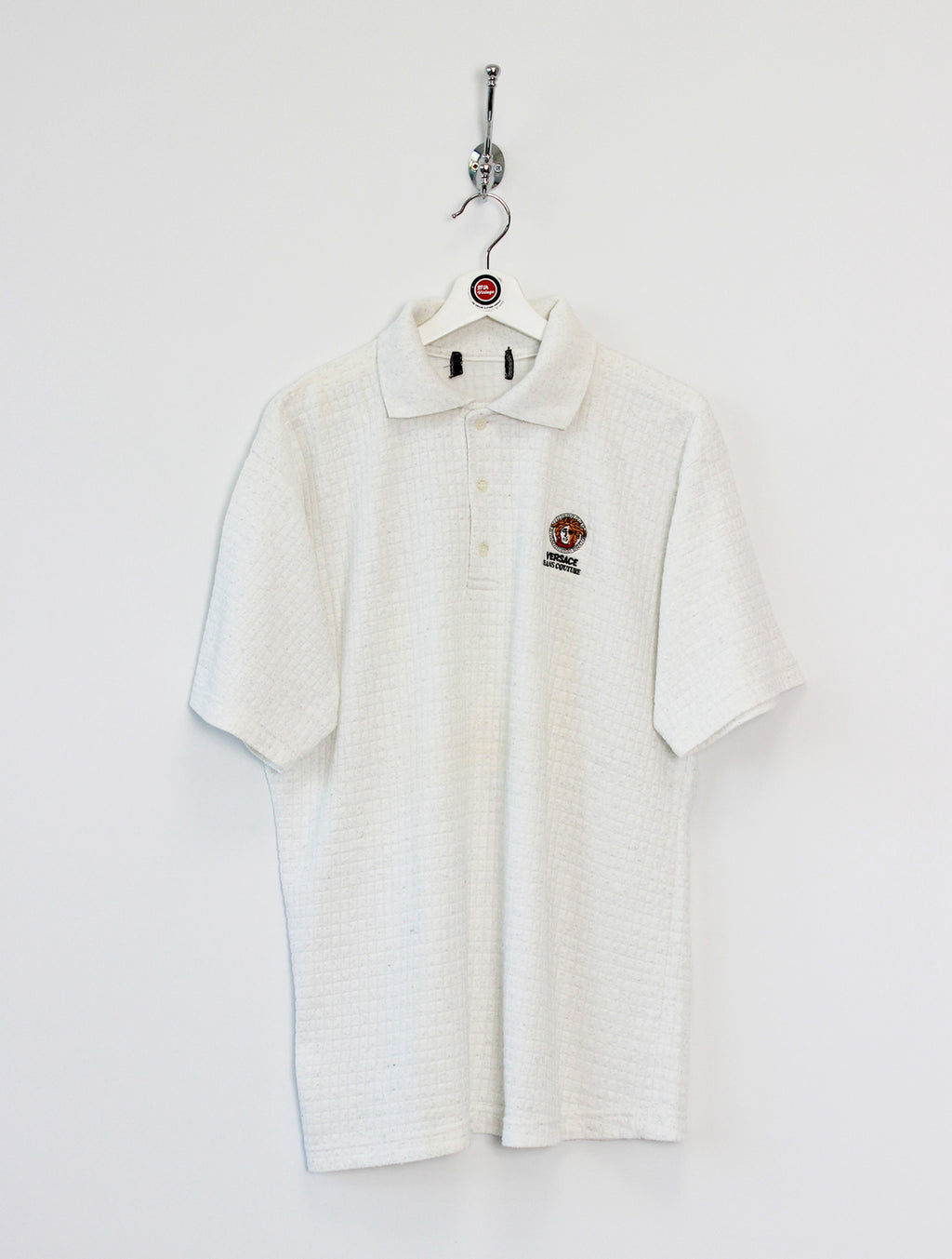 Versace Polo Shirt (XL)