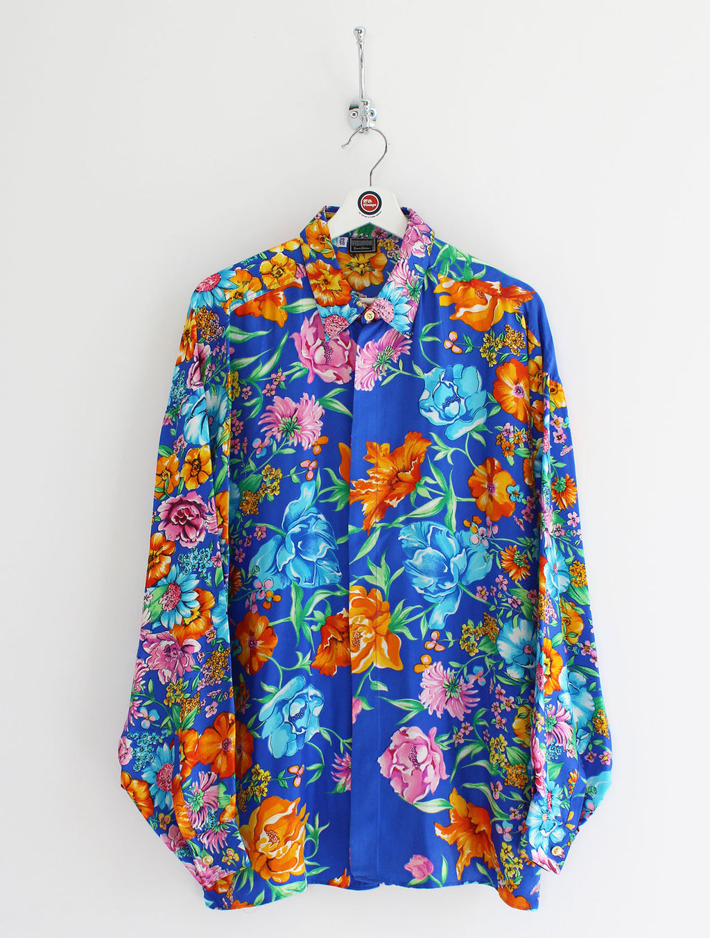 Versace Silk Shirt (XL)
