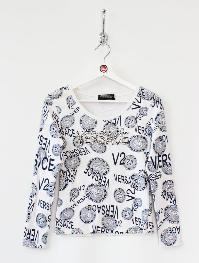 Women's Versace Top (S)