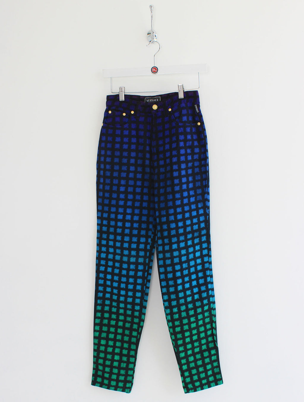 Women's Versace Trousers (24)