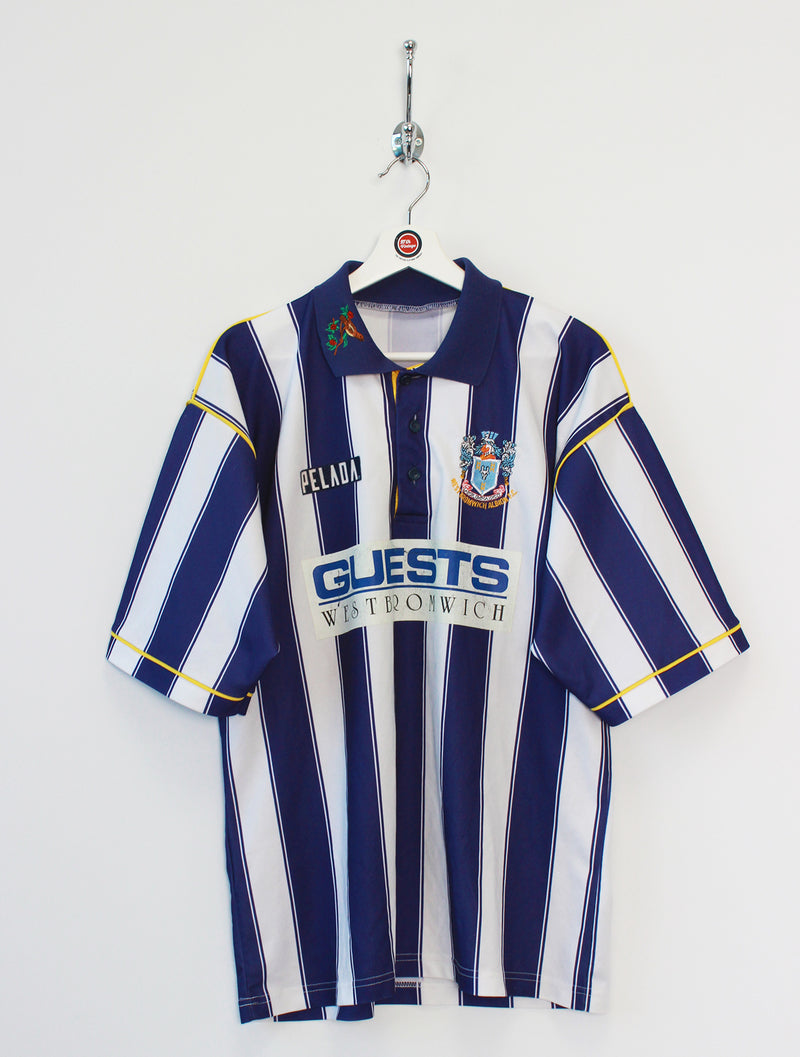 1994/95 West Bromwich Football Shirt (L)