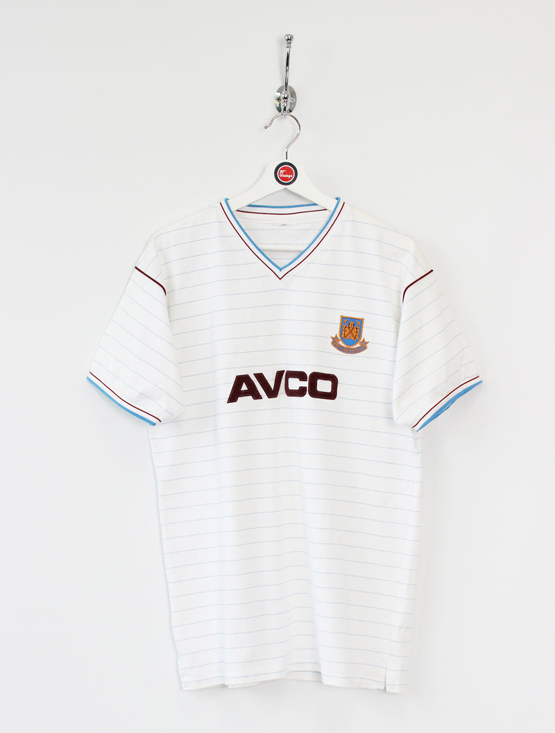 West Ham Football Shirt (M)