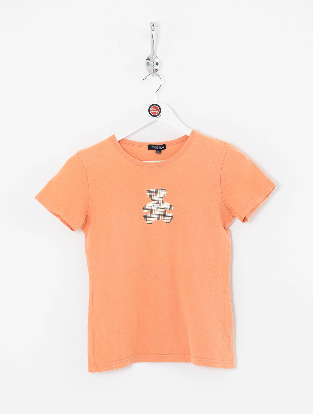 Womens Burberry T-Shirt (XS)