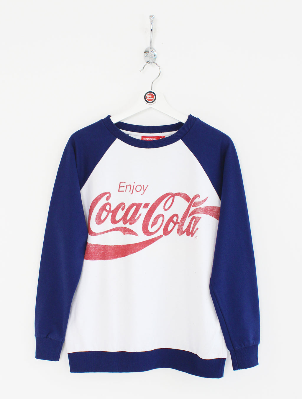 Women's Coco Cola Sweatshirt (M)