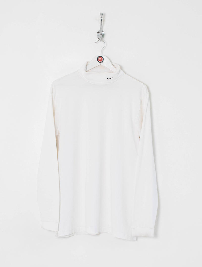 Nike Roll Neck Sweatshirt (M)