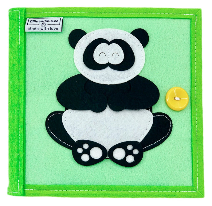Big Panda Quiet Book