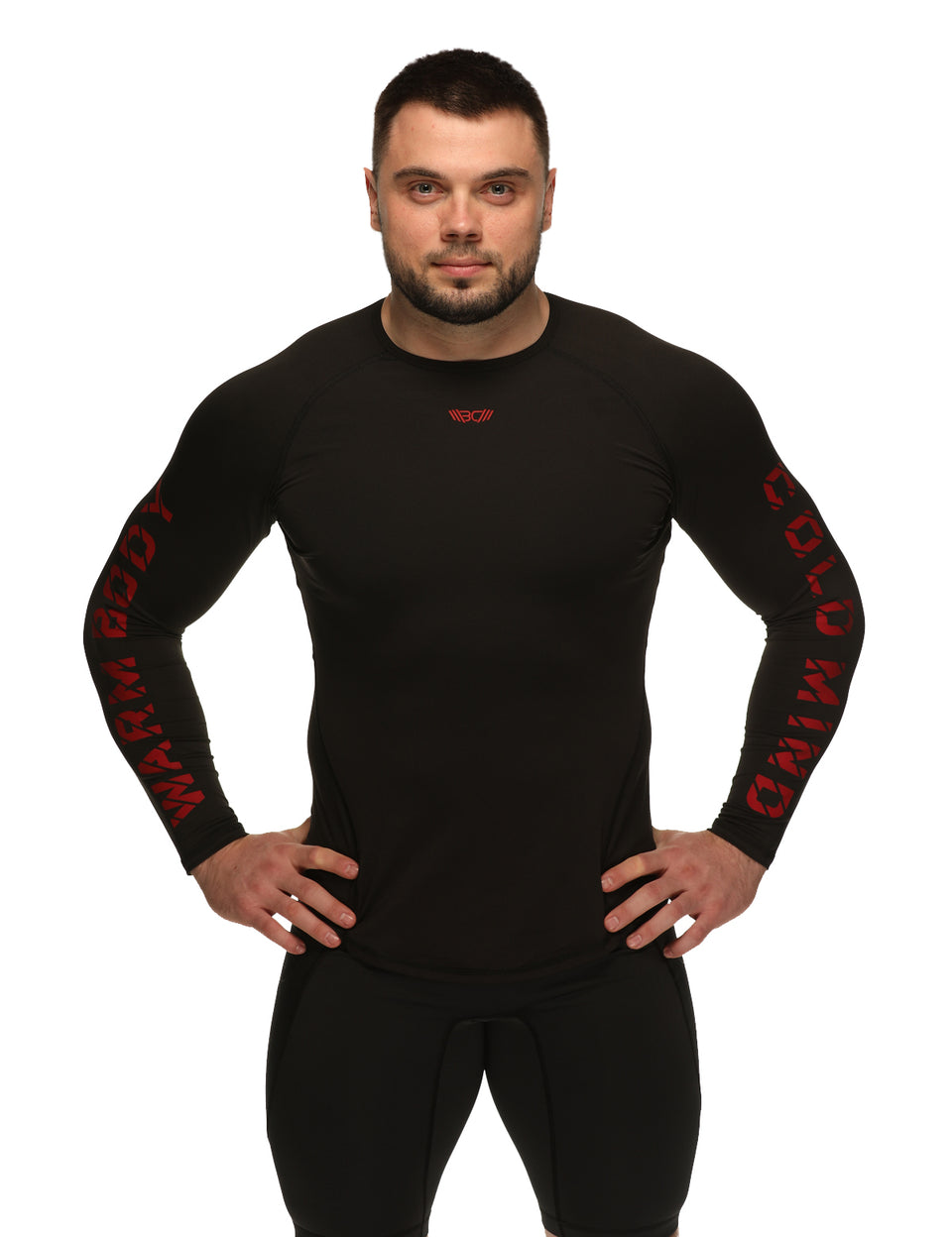 Men's Compression Rashguard X2Long