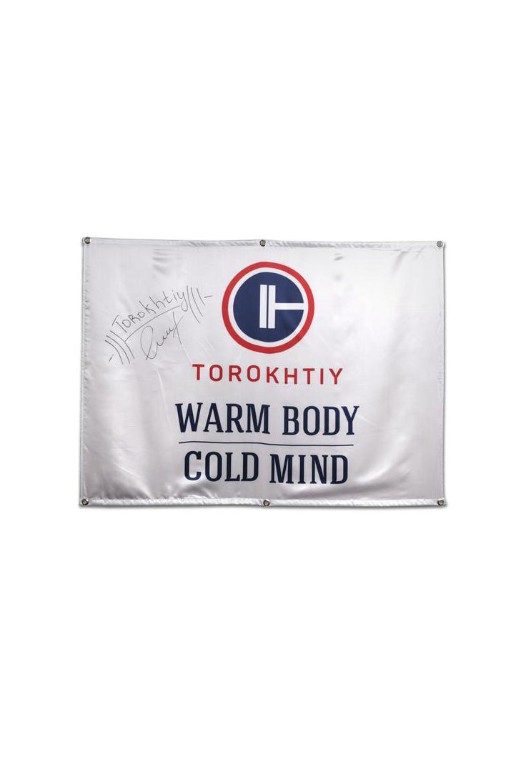 Warm Body Cold Mind Flag