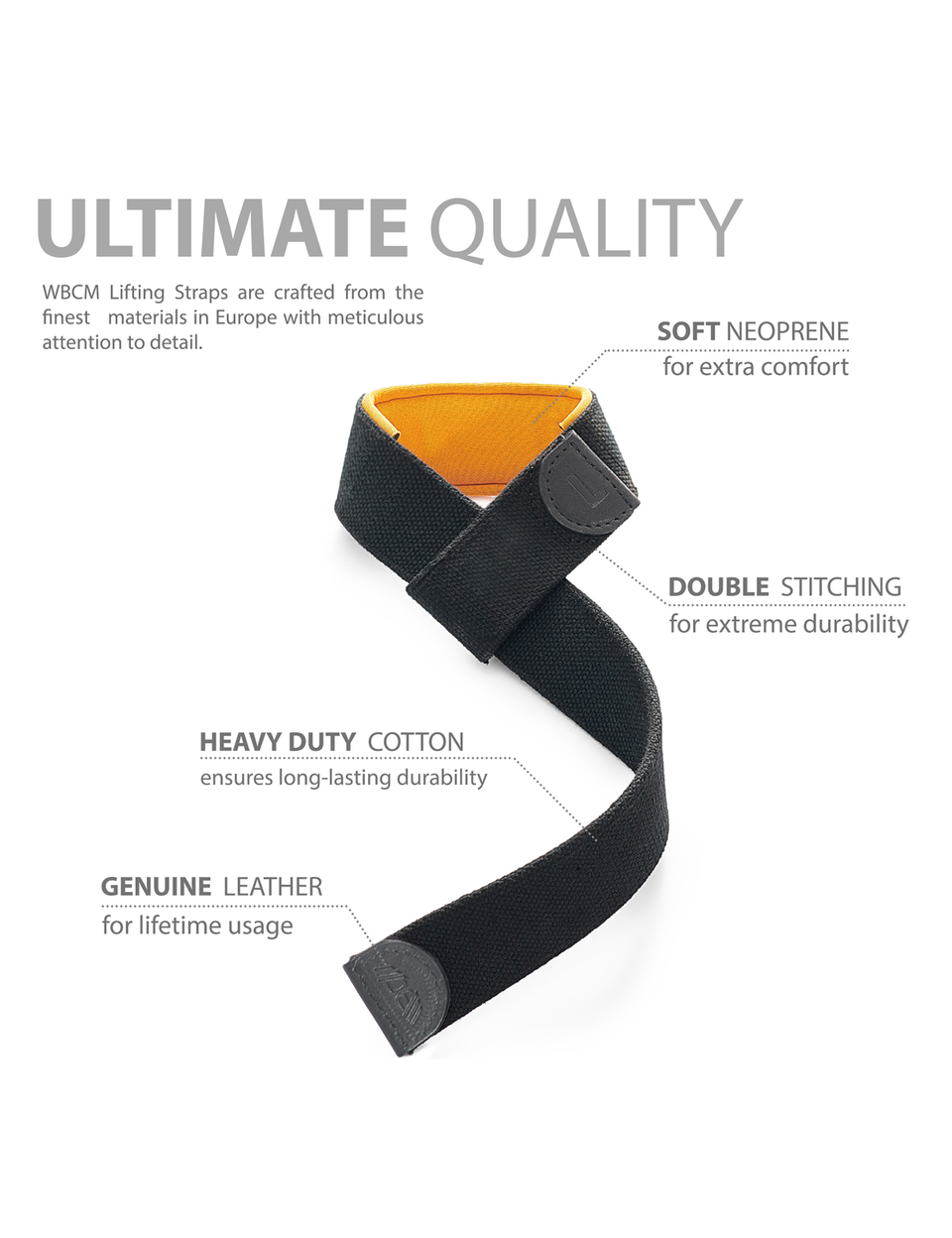 Weightlifting Straps Lasso Pro