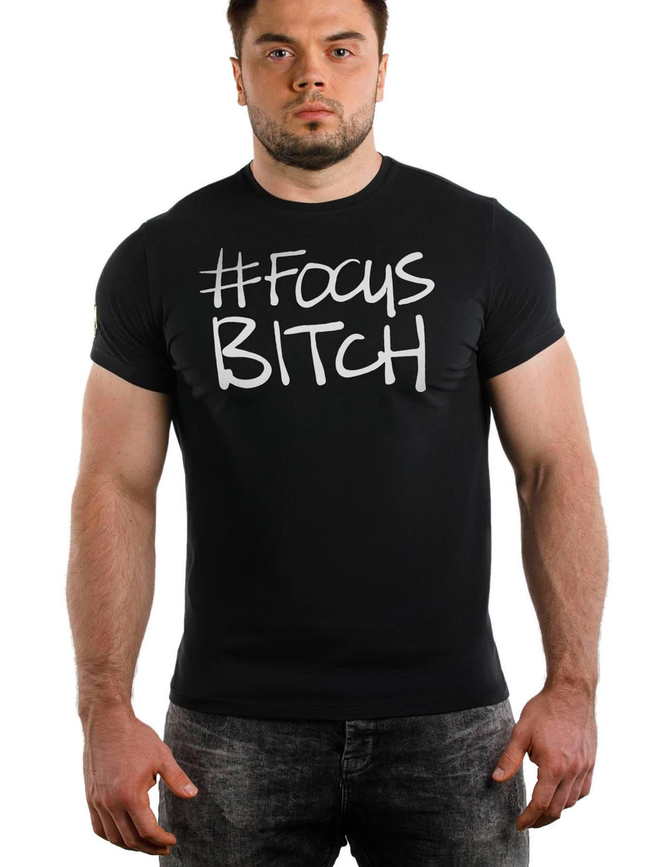 Warm Body Cold Mind #FocusB T-Shirt