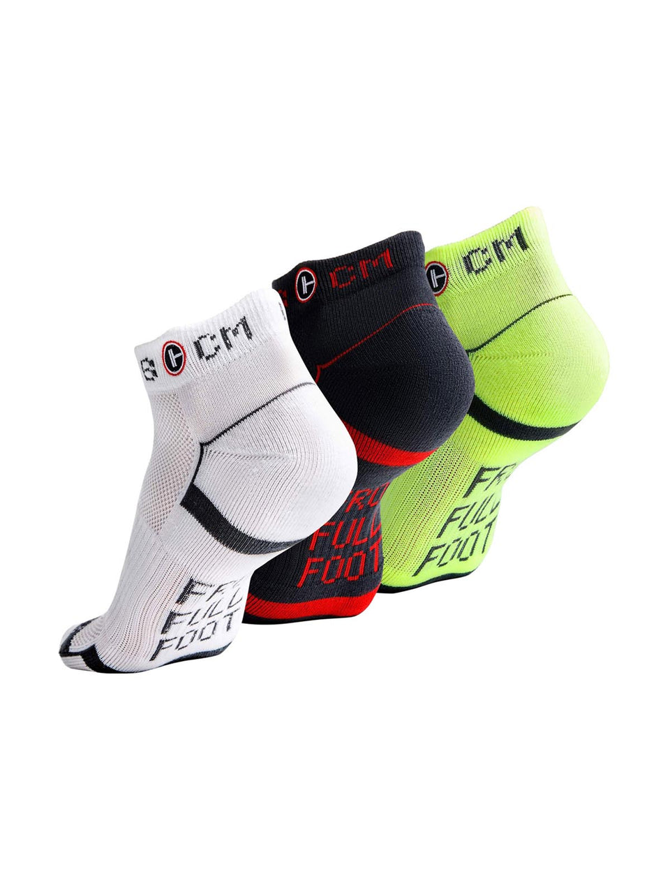 Warm Body Cold Mind Socks Set (3 Pack)