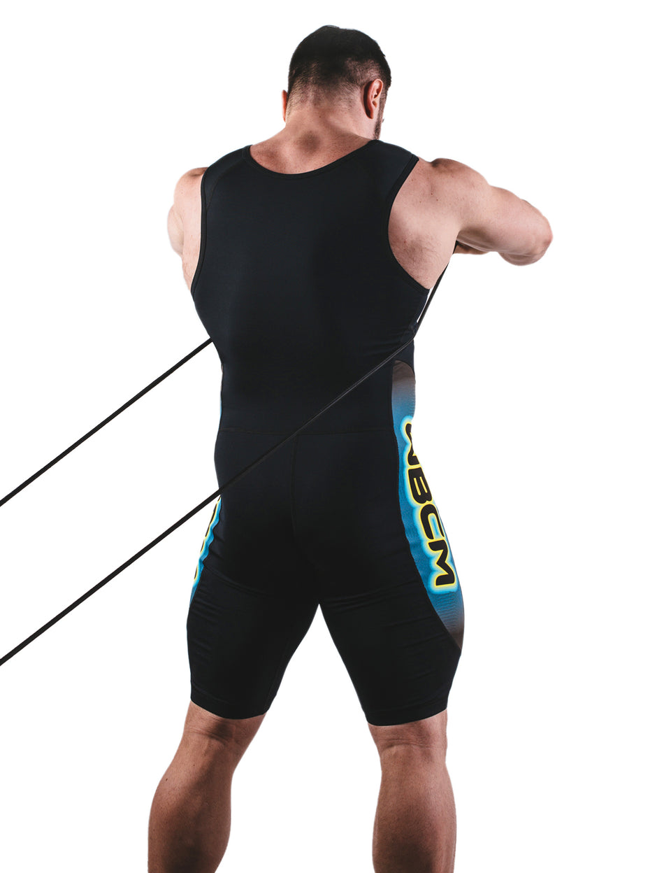Weightlifting Compression Singlet S-1