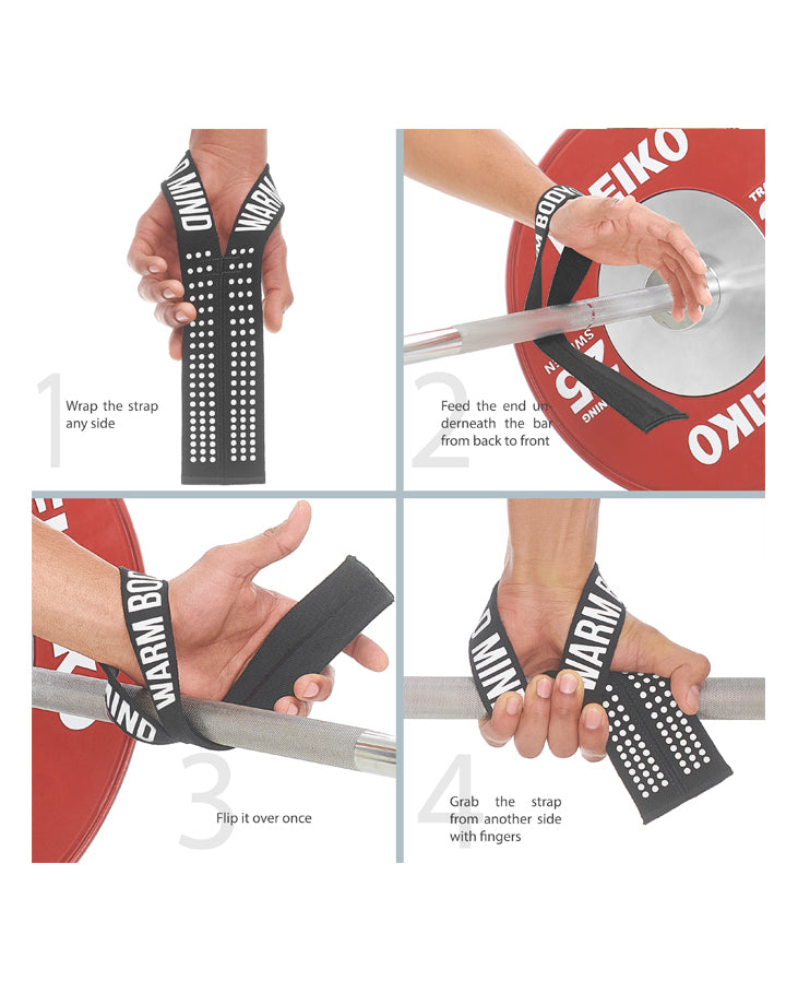 Weight Lifting Wrist Straps V1
