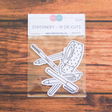 Doodle Die Cuts - Stationery
