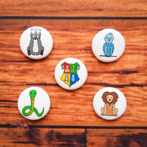 House Buttons