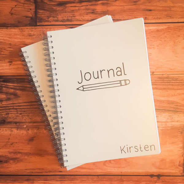 A5 Spiral Bound Journal