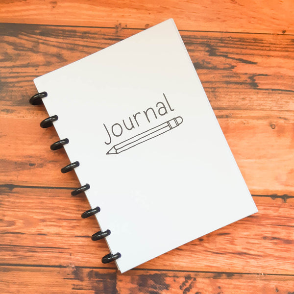 A5 Disc Bound Journal