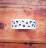 Small hearts Washi tape