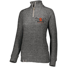 Load image into Gallery viewer, Ladies Cuddly 1/4 Zip Pullover