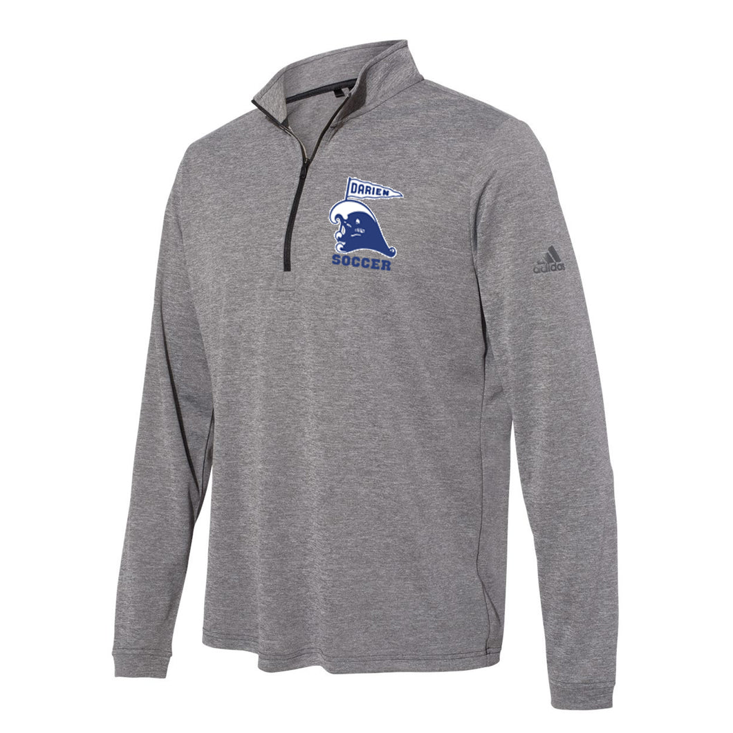 MENS 1/4 ZIP PULL-OVER