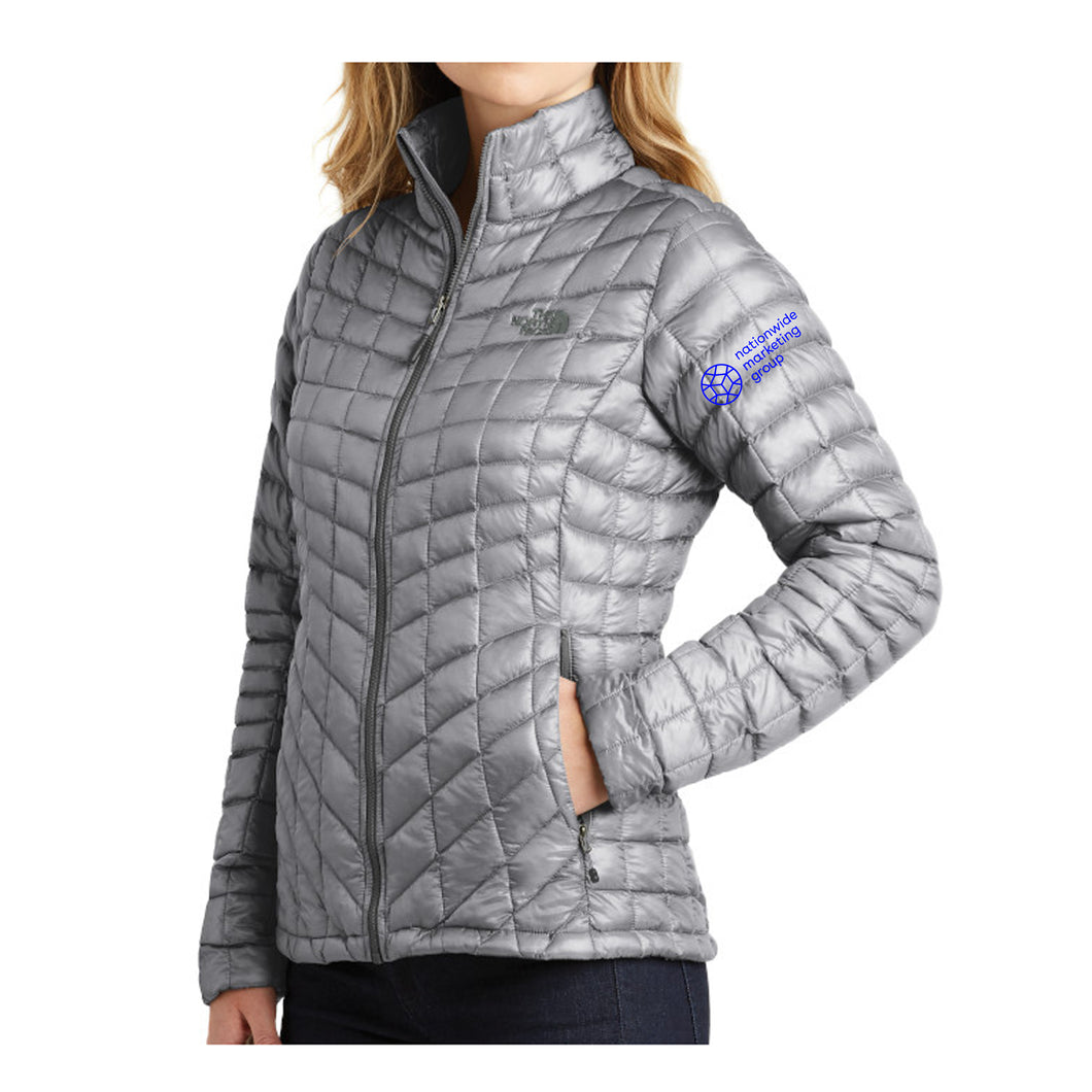 Ladies  North Face® ThermoBall™ Trekker Jacket