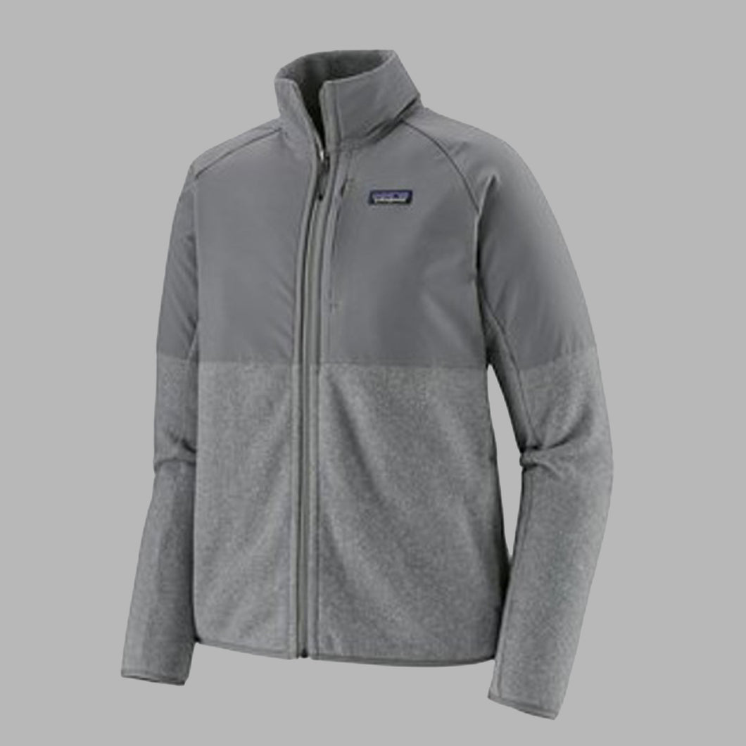 MEN'S LIGHTWEIGHT BETTER SWEATER JACKET - GREY