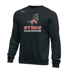 MEN'S NIKE CLUB FLEECE CREW