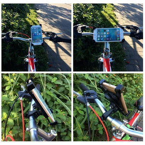 Universal Bike Motorcycle Phone Holder