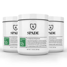 Load image into Gallery viewer, Spade Superfoods Blend 3 Pack