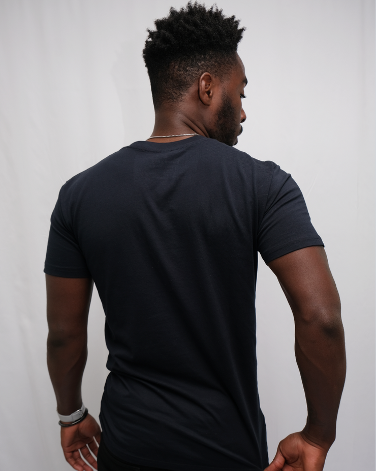Navy Signature Saranti T-Shirt