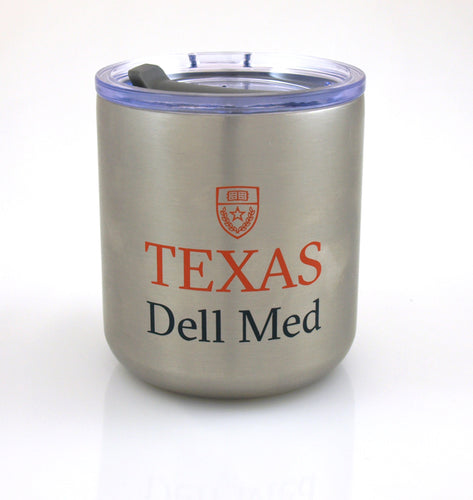 Dell Medical 12oz Stainless Steel Tumbler