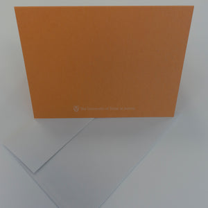 Longhorn Laser Etched Cards Package of 25 (FREE DOMESTIC SHIPPING)
