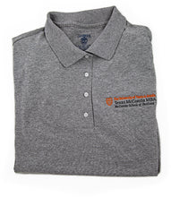 Load image into Gallery viewer, Polo Shirt with McCombs MBA logo