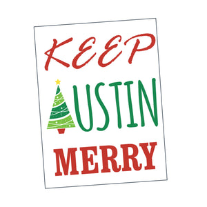Boxed Cards - Austin Winter Holiday Themed