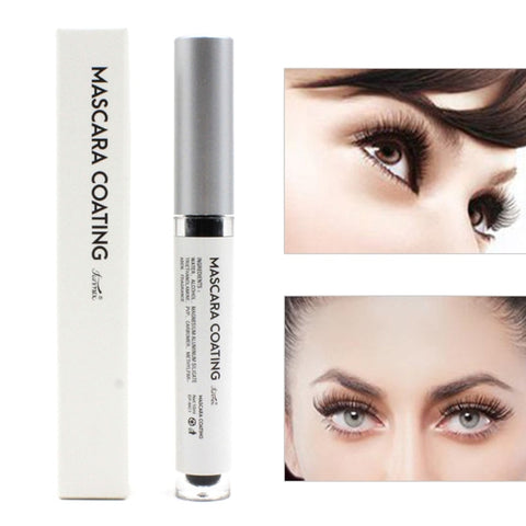 Black And Transparent Coating Sealant to Keep Eyelash Extension for Long Life Coating Mascara After Care Primer