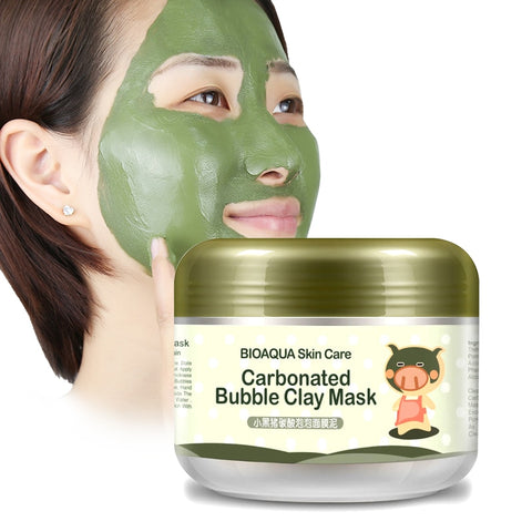 bioaqua skin care sleep treatment mask whitening hydration stickers cleansing